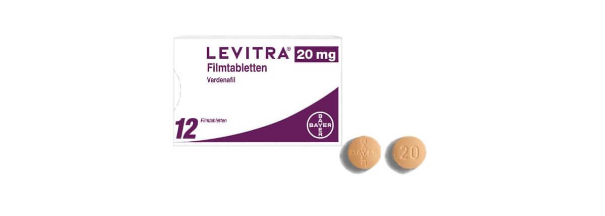 Levitra 20 mg Preise