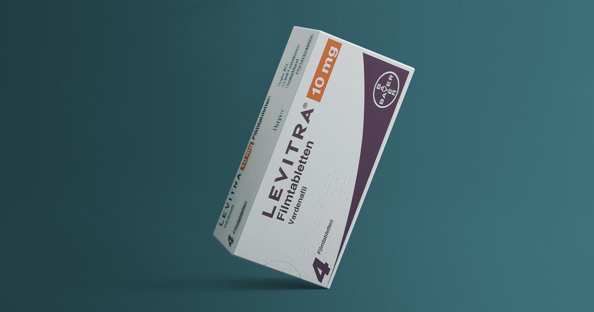 Levitra 10 mg Schmelztablette kaufen
