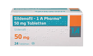 Sildenafil 1 A Pharma Viagra Generikum 50 mg Potenzmittel
