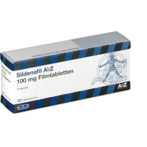 Sildenafil AbZ Viagra Nachfolger