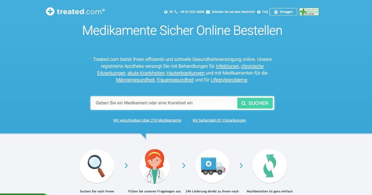 Treated.com Erfahrungen