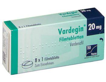 Vardegin 20 mg Levitra Generika