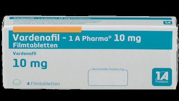 Vardenafil-1-A-Pharma-Generika-Levitra