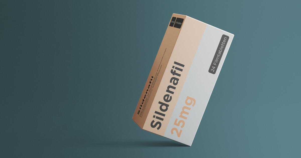 Viagra Generika 25 mg